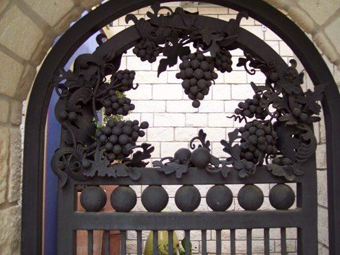Evans Weaver Mediterrania Iron Iron Gates Weaver